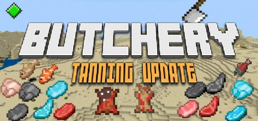 Butchery Addon (1.16 UPDATE!)