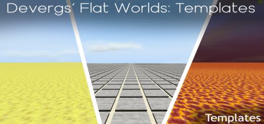 Devergs' Flat Worlds: Templates
