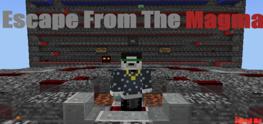 Escape From The Magma (Minigame)