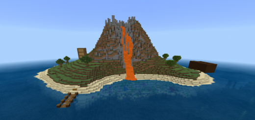Escape from Volcano Island