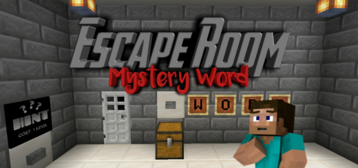 Escape Room: Mystery Word