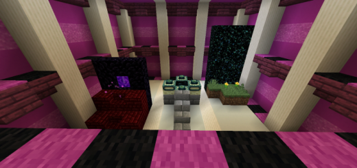 Forgotten Blocks (Unused Minecraft Blocks)