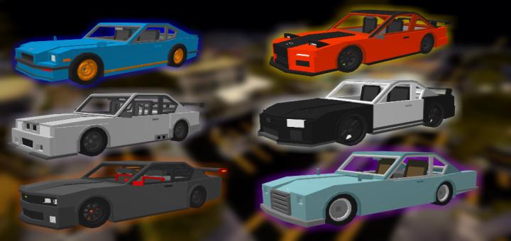GT Car Pack Addon Minecraft PE Mods Addons