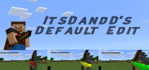 ItsDandD's Default Edit (Nether Updated)