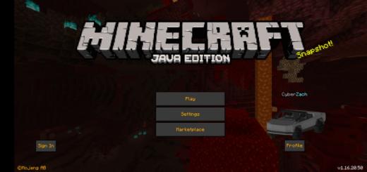 Java Edition Title!