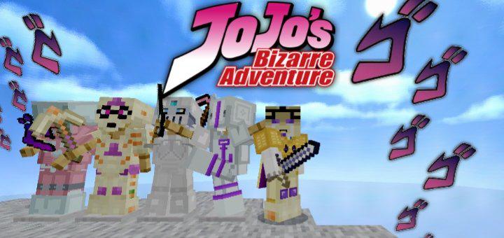 Jojo Texture Pack Minecraft Pe Texture Packs