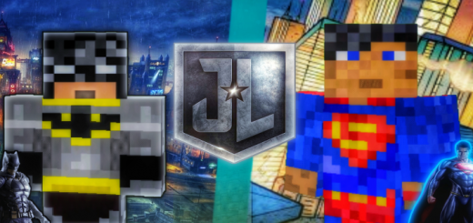 Justice League Skin Pack