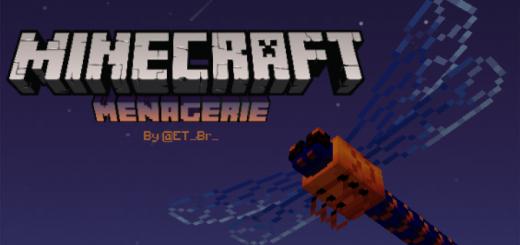 Minecraft Menagerie – Add-On