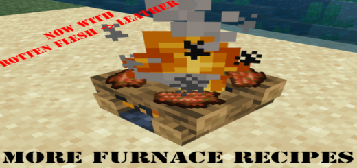 More Furnace Recipes Addon [v1.0.2]