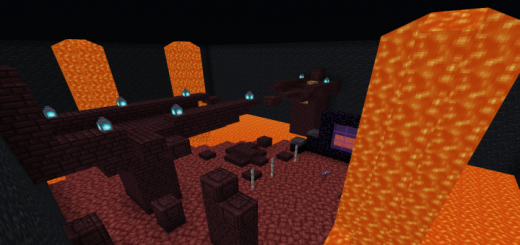 Nether Biome Parkour