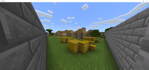 OakLand Village (Adventure Map)