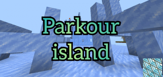 Parkour Island (Skyland) Updates!