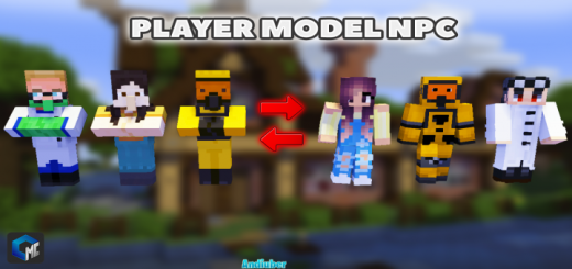 Player Model NPC (Texture Pack)