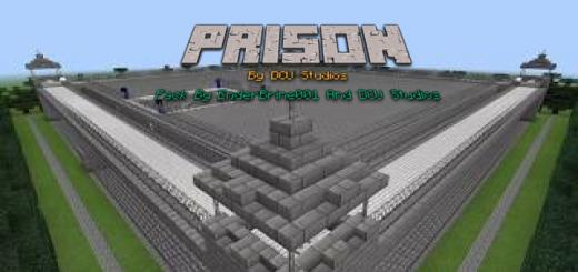 Prison Beta By DCU Studios