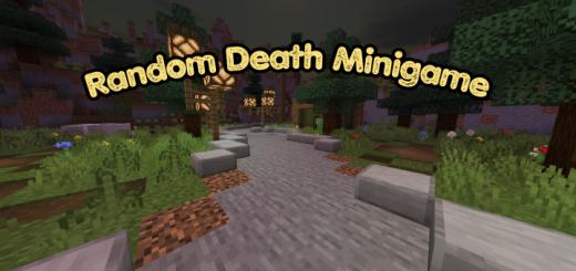 Random Death Minigame Map