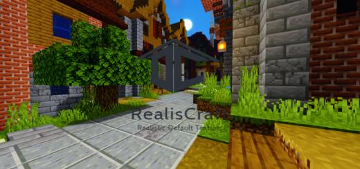 RealisCraft: Realistic Default Texture
