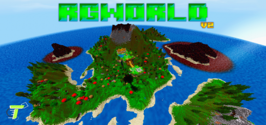 RGWORLD Custom Terrain