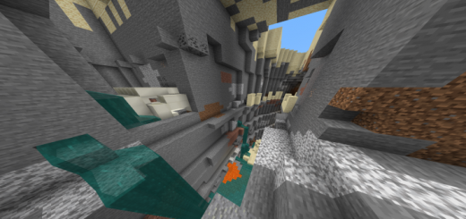 Ruined Portal at Spawn
