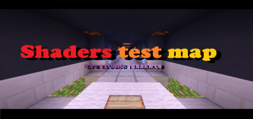 -Shaders Test Map- New Modes