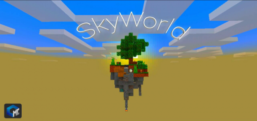 SkyWorld (Map/Survival)