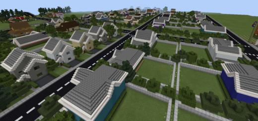 Suburban Neighborhood V1 (Creation)
