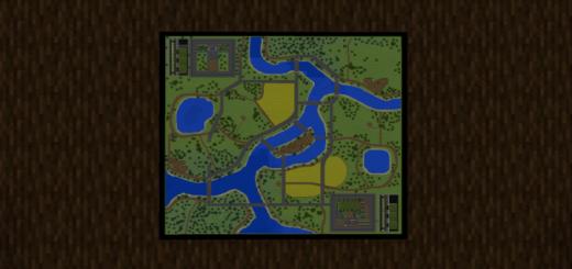 [FIXED] Team PvP Battles Map (500×500)