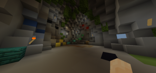 Totally 1×1 Texture Pack (FPS BOOST)