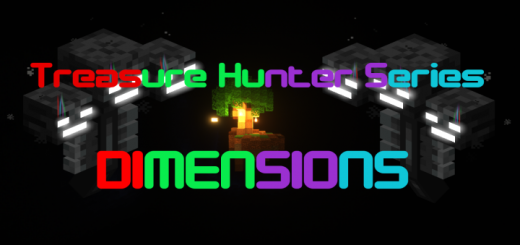 Treasure Hunter Series: Dimensions | Adventure/Puzzle Map