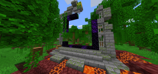 Two Ruined Portal and Jungle Temple Seed [1.16+]