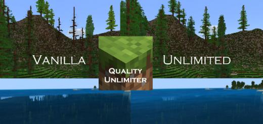 Vanilla Quality Unlimiter
