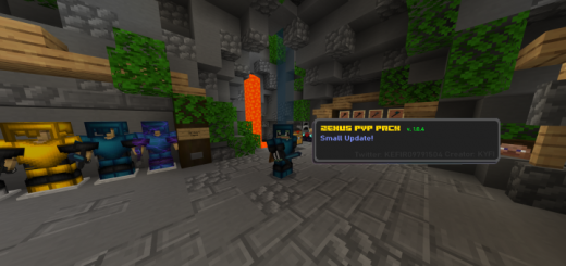 Zexus PVP Pack (Small Update)