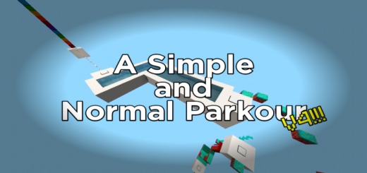 A Simple and Normal Parkour [BETA]