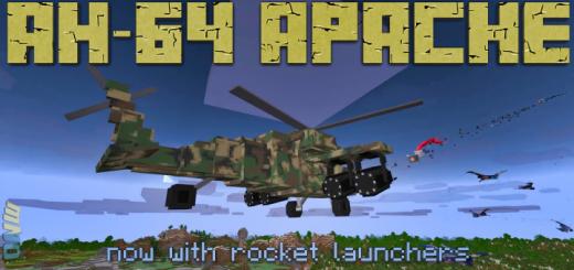 AH-64 Apache Addon