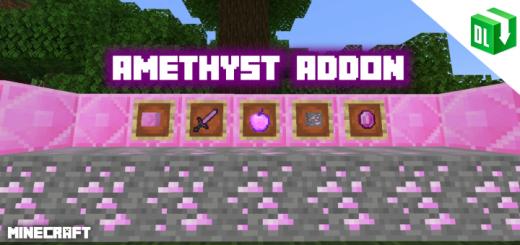 Amethyst Ore Add-on V1
