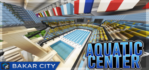 Aquatic Center (Map/Building)