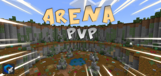 Arena PvP (Map/Minigame)