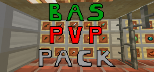 Bas 8×8 PVP Texture Pack! [1.1]