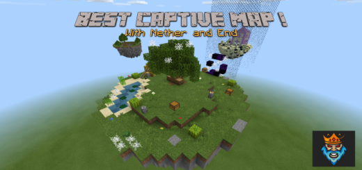 New Captive Map!