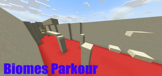 Biomes Parkour Map