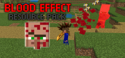 Blood Effect Resouce Pack