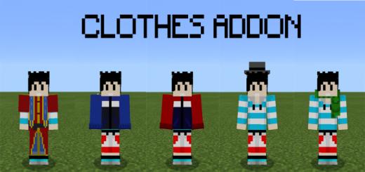 Clothes Addon