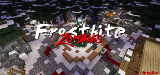 COD ZOMBIES Inspired: Frostbite [Minigame]