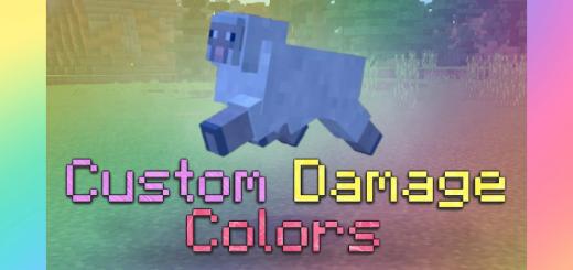 Custom Damage Colors