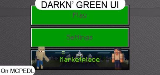 Darkn' Green
