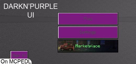 Darkn Purple