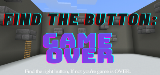 Find The Button: GAME OVER
