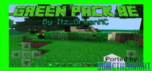 Green Pack BE Edition