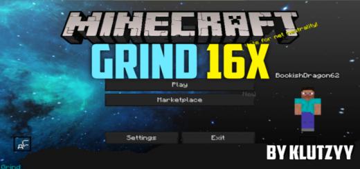 Grind 16x PvP Pack
