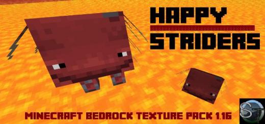 Happy Striders [1.16]
