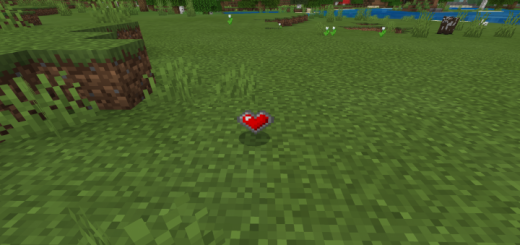 Heart Containers from the Legend of Zelda Add-on